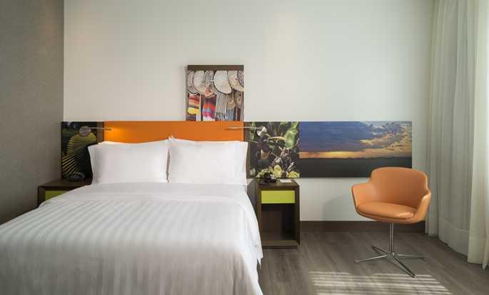 Hampton by Hilton Yopal, Colombia - Habitación con cama Queen