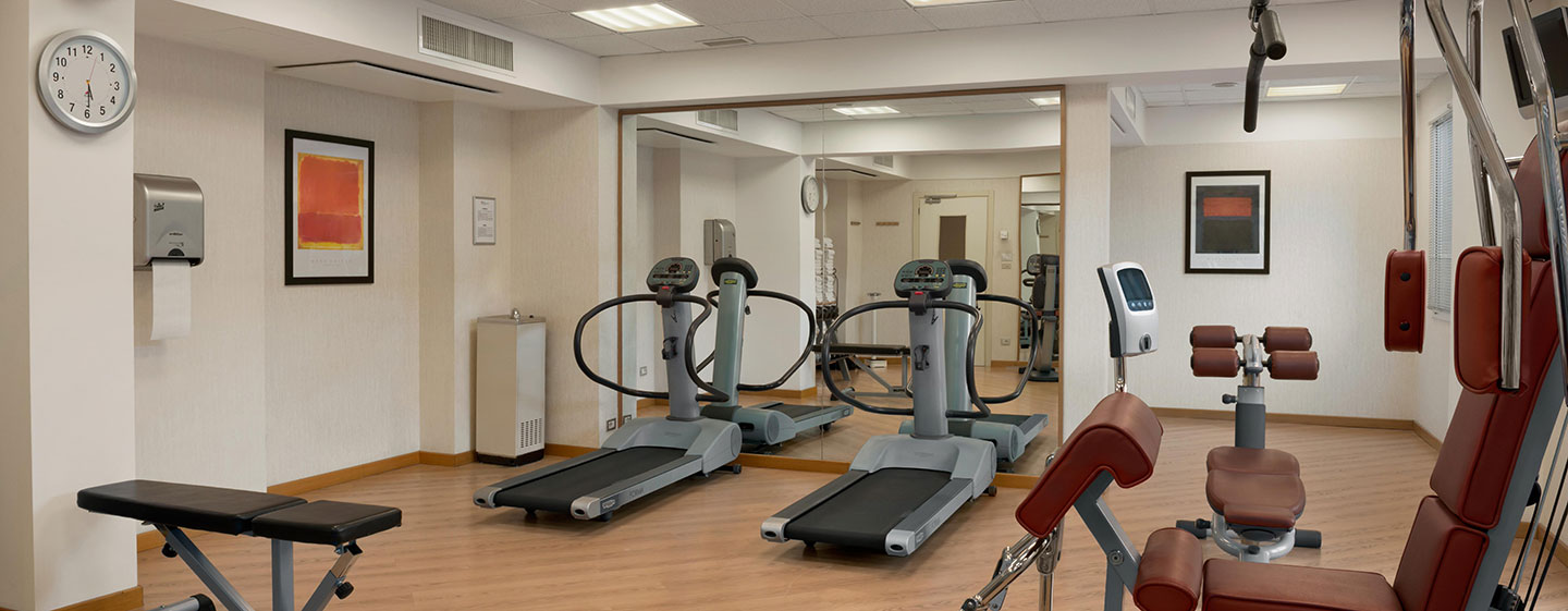 Hotel Hilton Garden Inn Rome Airport, Italia - Fitness center