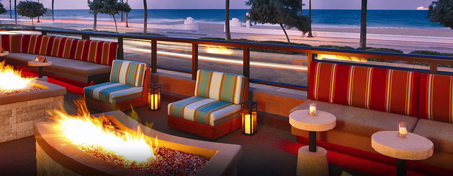 Hotel Hilton Fort Lauderdale Beach Resort, FL - Restaurante S3