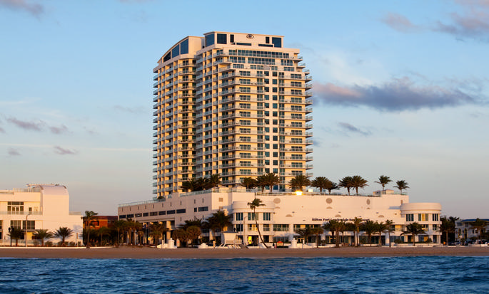 Hotell Hilton Fort Lauderdale Beach Resort, USA – Utvendig