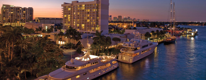 Hilton Fort Lauderdale Marina, USA - HILTON FORT LAUDERDALE MARINA