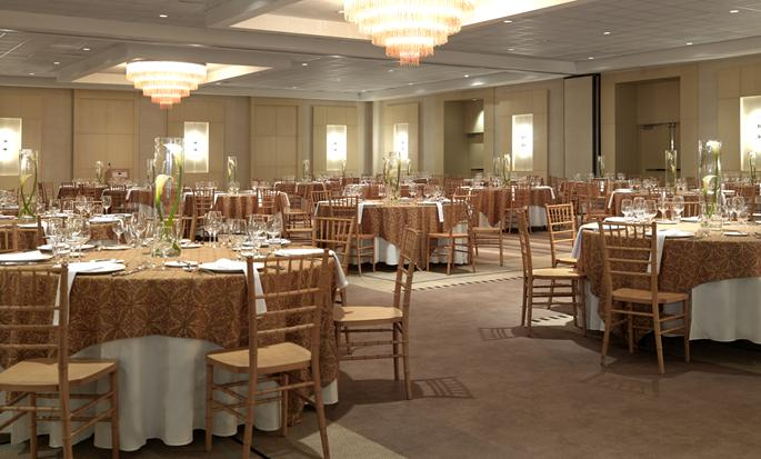 Hilton Fort Lauderdale Marina Hotel - Ballroom