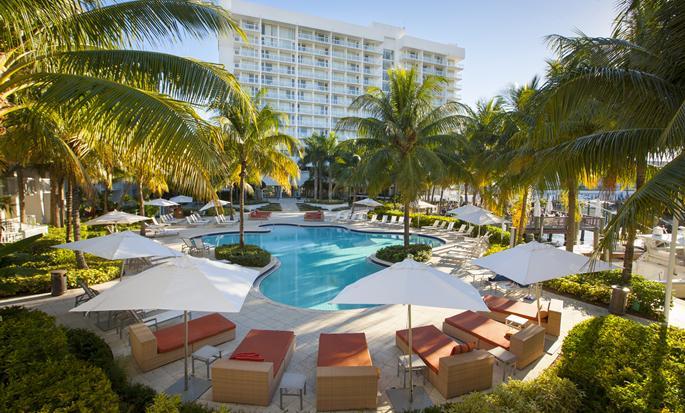 Hilton Fort Lauderdale Marina – Pool