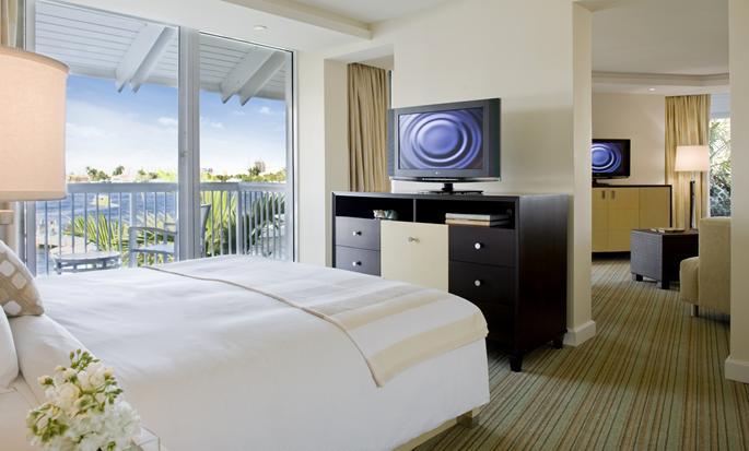 Hôtel Hilton Fort Lauderdale Marina - Piscine
