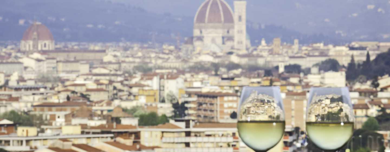 Hilton Florence Metropole Hotel, Italien – Blick auf Florenz