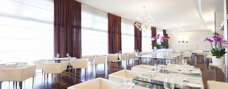 Hôtel Hilton Florence Metropole, Italie - Restaurant Luci della Città