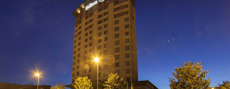 Hilton Florence Metropole Hotel, Italien – Außenbereich des Hotels