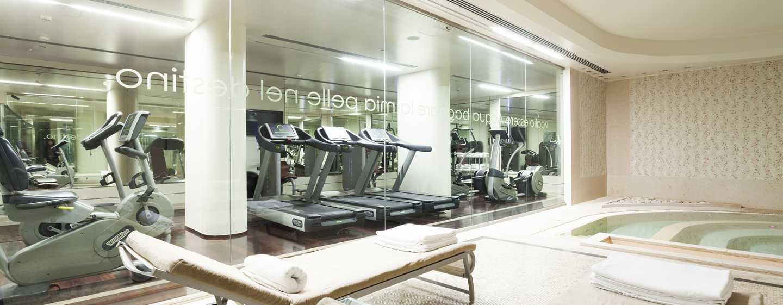 Hilton Florence Metropole Hotel, Italien – Fitnesscenter