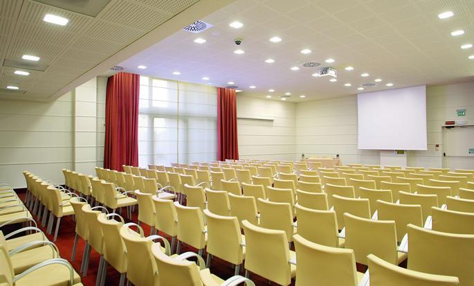 Hôtel Hilton Florence Metropole, Italie - Salle de réunion