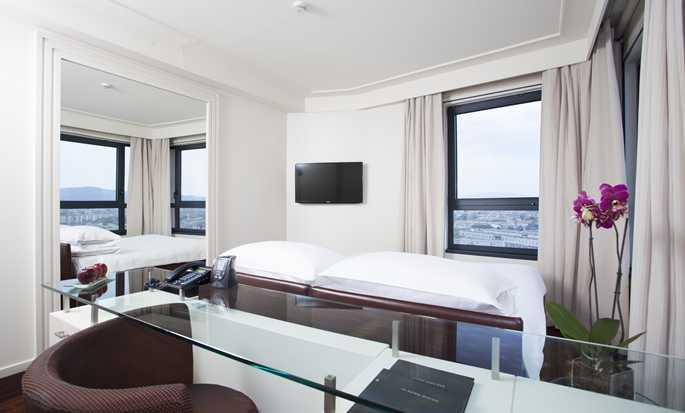 Hotel Hilton Florence Metropole, Italia - Camera d'angolo Executive