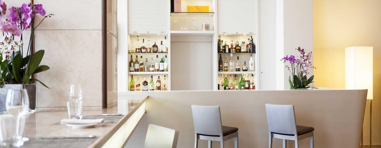 Hotel Hilton Florence Metropole, Italia - Lounge bar