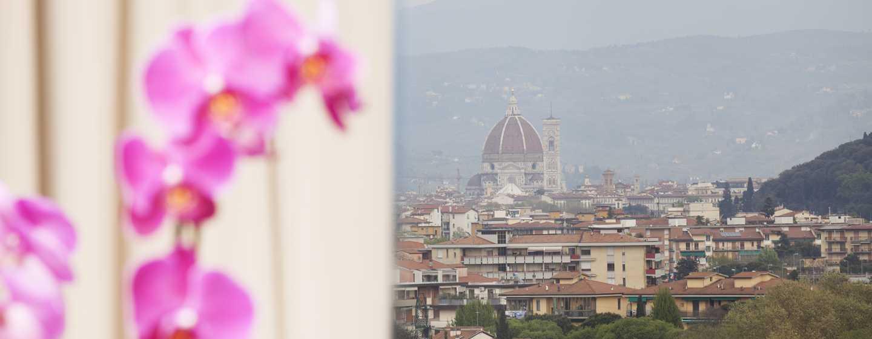 Hotel Hilton Florence Metropole, Italia - Camera Executive d'angolo