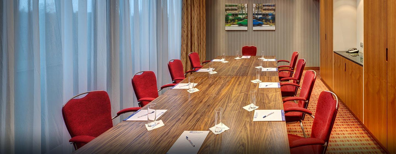 Für Ihr Meeting stehen drei Meetingräume im Hotel zur Verfügung