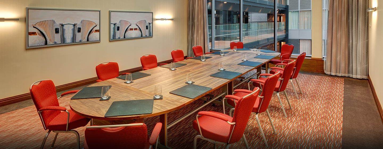 11 Meetingräume stehen Ihnen im Hotel zur Verfügung
