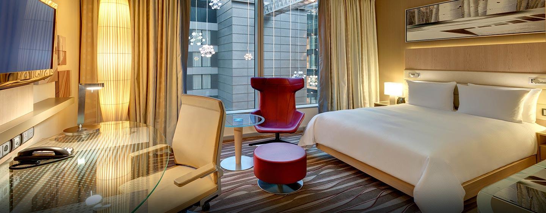 Die moderne Einrichtung der Gästezimmer bieten Ihnen viel Komfort
