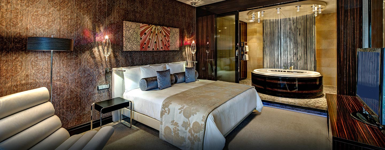 Luxus pur bietet die Präsidenten Suite unseren Gästen