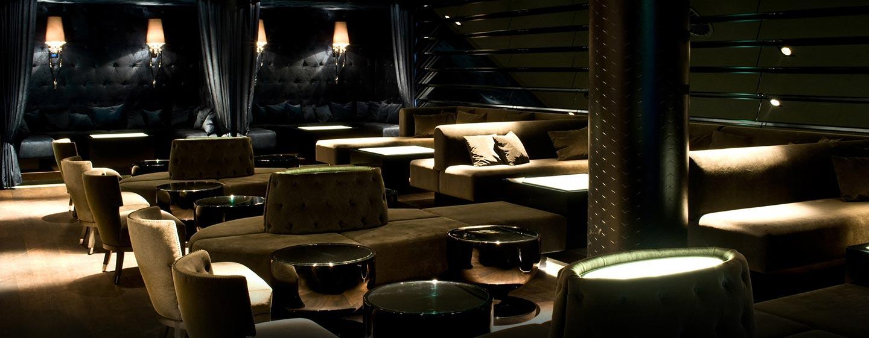 Zeitlose Drinks können Sie in der Gekkos Bar genießen