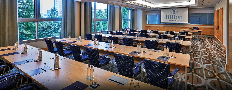 Wählen Sie einen der modernen und hellen Tagungsräume für Ihr Meeting