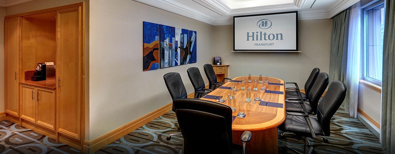 Private Atmospäre für Ihr Meeting bieten die Boardrooms im Hotel