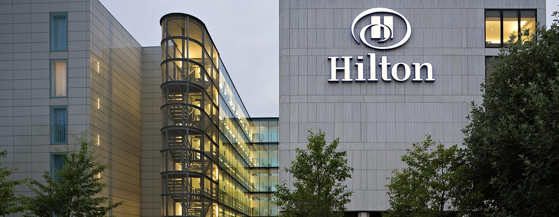 Hilton London Gatwick Airport, UK – Außenbereich des Hotels