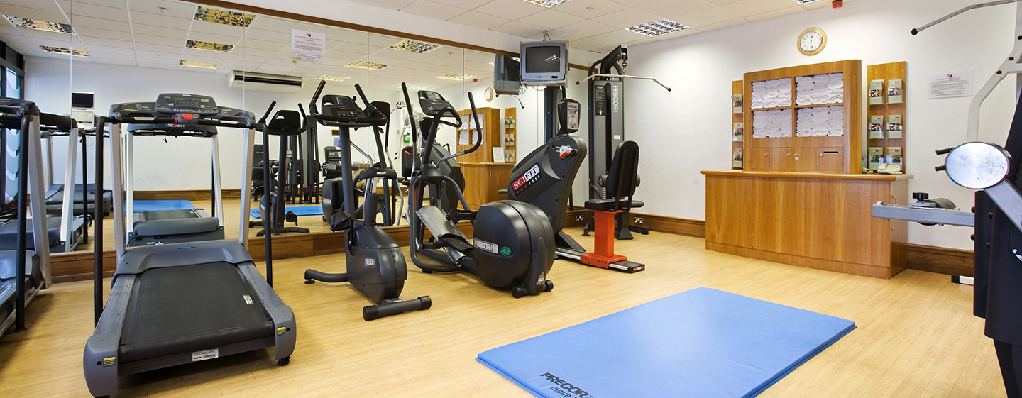 Hilton London Gatwick Airport, UK – Fitness Center