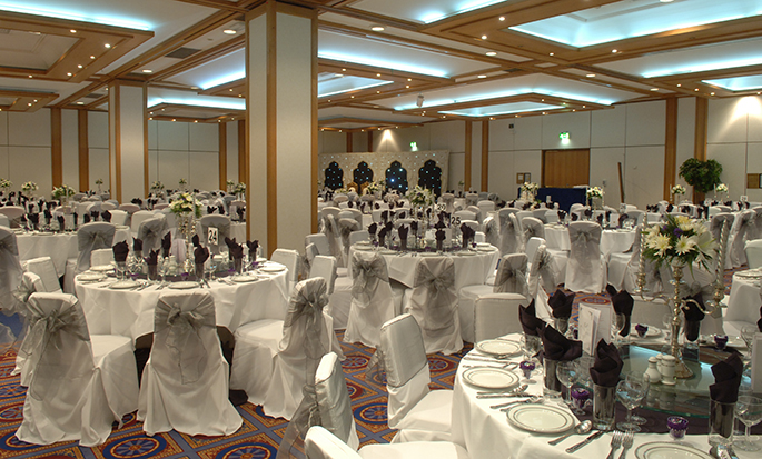 Hilton London Gatwick Airport, UK - Ballroom