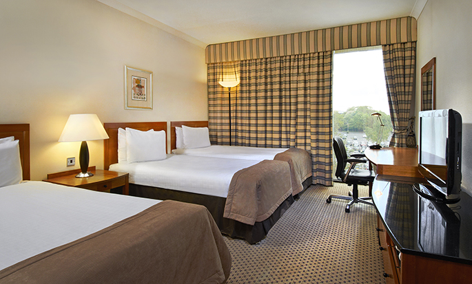 Hilton London Gatwick Airport, UK - Double Room
