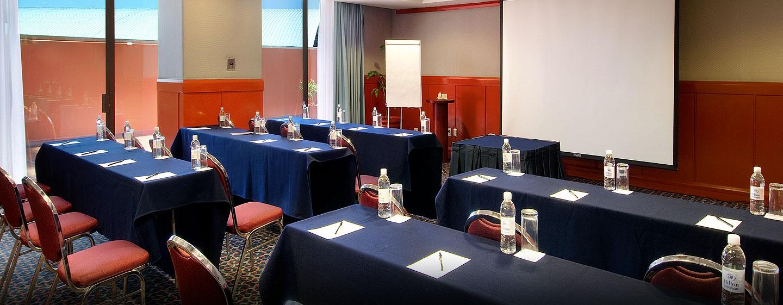 Hotel Hilton Guadalajara - Sala de reuniones Canadá