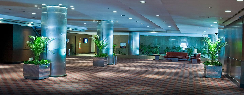 Hotel Hilton Guadalajara - Vestíbulo