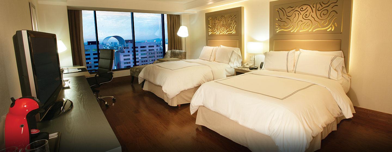 Hotel Hilton Guadalajara - Habitación Executive doble