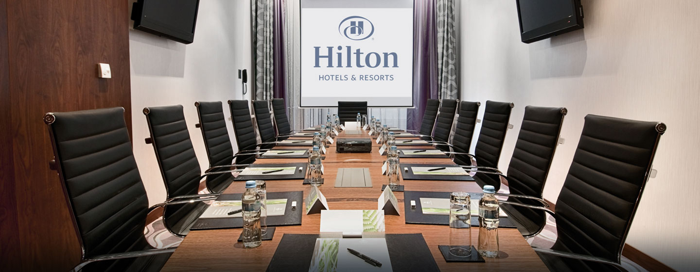 Hotel Hilton Gdańsk, Polska - Sale zebrań Exclusive