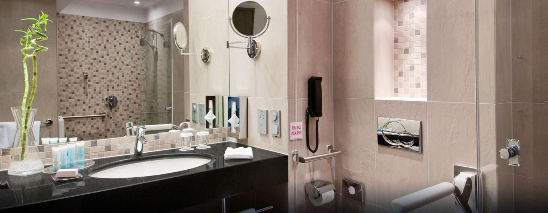 Hilton Gdansk, Polen - Bad tilrettelagt for funksjonshemmede