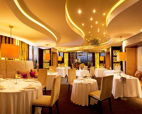 Conrad Pezula Resort and Spa, Knysna, Südafrika– Restaurant Zachary's
