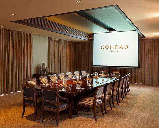 Conrad Pezula Resort and Spa, Knysna, Südafrika - Kleine Meetings
