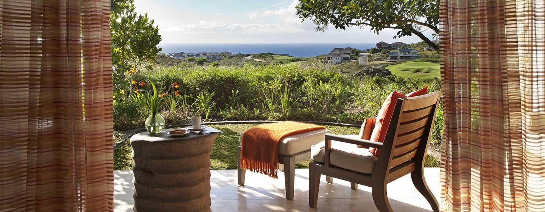Conrad Pezula Resort and Spa, Knysna, Südafrika – Junior Deluxe Suite mit zwei Einzelbetten