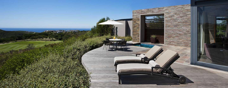 Conrad Pezula Resort and Spa, Knysna, Südafrika – Villa mit zwei Schlafzimmern