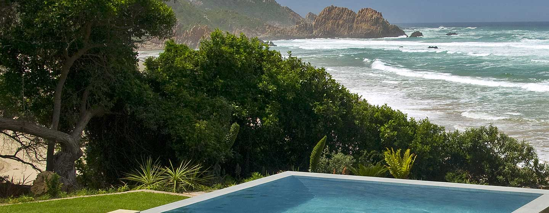 Conrad Pezula Resort and Spa, Knysna, Südafrika – Swimmingpool der Pezula-Villa
