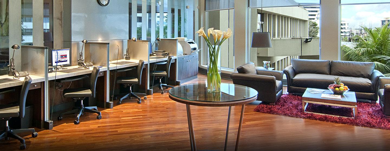Hilton Colon Guayaquil Hotel, Ecuador - Instalaciones para reuniones