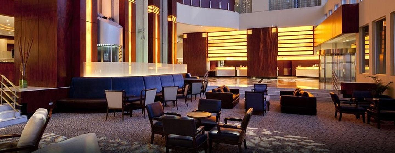 Hilton Colon Guayaquil Hotel, Ecuador - Lobby