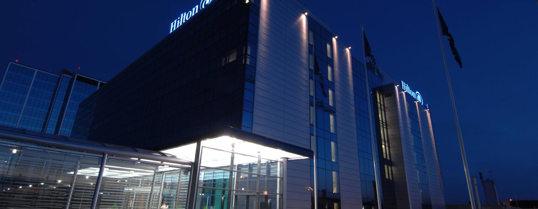 Hilton Helsinki Airport Hotels Am Flughafen Helsinki