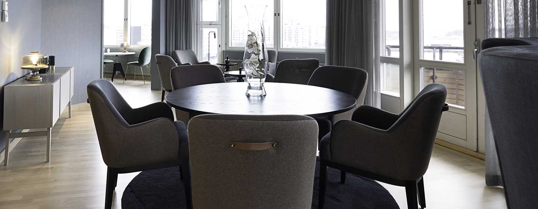 Hilton Helsinki Strand, Finnland – Executive Lounge