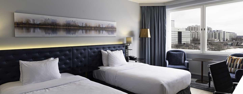 Hilton Helsinki Strand, Finnland – Zweibettzimmer Plus