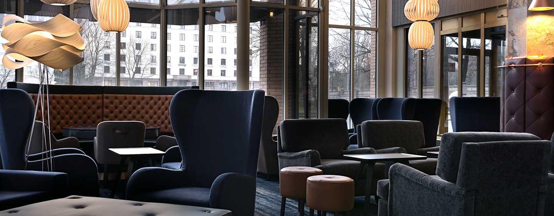 Hilton Helsinki Strand, Finnland – Restaurant BRO