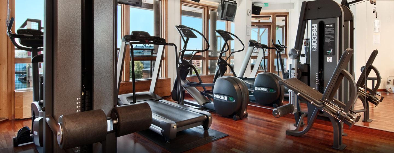 Hilton Helsinki Strand, Finnland – Fitness Center