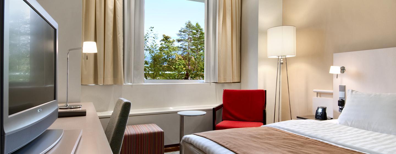 Hilton Helsinki Kalastajatorppa Hotel, Finnland – Einzelzimmer