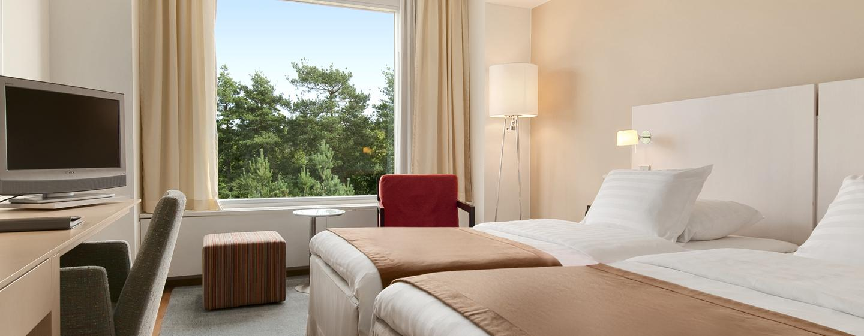 Hilton Helsinki Kalastajatorppa Hotel, Finnland – Zweibettzimmer