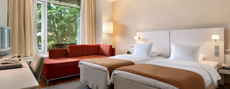 Hilton Helsinki Kalastajatorppa Hotel, Finnland – Plus Zweibettzimmer