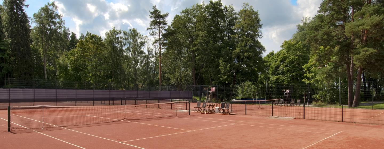 Hilton Helsinki Kalastajatorppa Hotel, Finnland – Tennisplatz