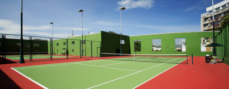 Hilton Hua Hin Resort& Spa, Thailand – Tennisplatz