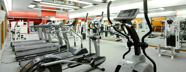 Hilton Hua Hin Resort & Spa, Thailand – Fitness Center